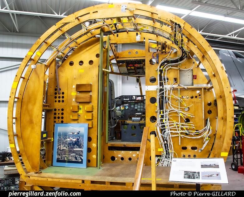 Pierre GILLARD: Canada : Jet Aircraft Museum &emdash; 2019-530406