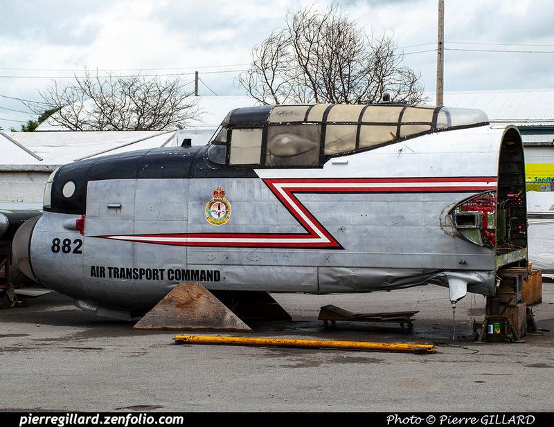 Pierre GILLARD: Canada : Musée national de la Force aérienne du Canada - National Air Force Museum of Canada &emdash; 2019-530817