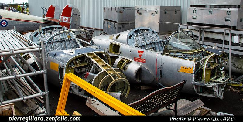 Pierre GILLARD: Canada : Musée national de la Force aérienne du Canada - National Air Force Museum of Canada &emdash; 2019-530851