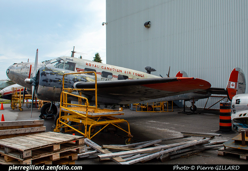 Pierre GILLARD: Canada : Musée national de la Force aérienne du Canada - National Air Force Museum of Canada &emdash; 2019-530826