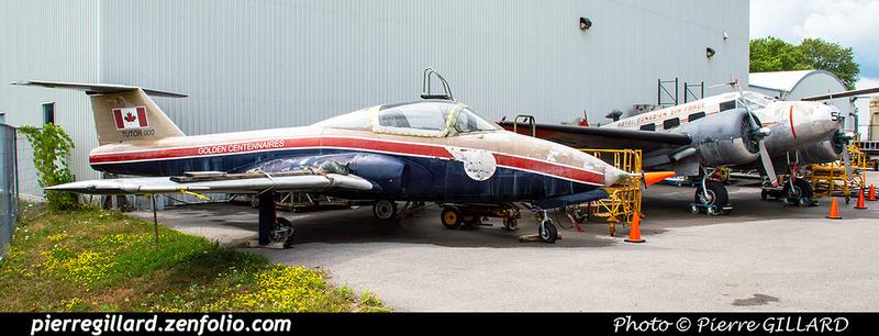 Pierre GILLARD: Canada : Musée national de la Force aérienne du Canada - National Air Force Museum of Canada &emdash; 2019-530835