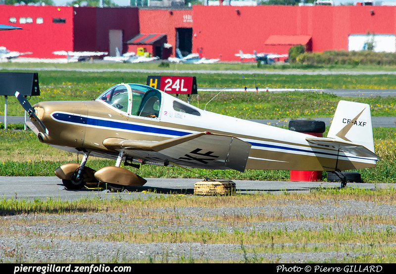Pierre GILLARD: Private Aircraft - Avions privés : Canada &emdash; 2019-425152