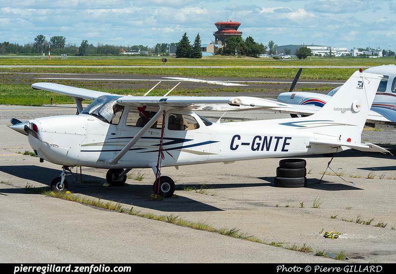Pierre GILLARD: Private Aircraft - Avions privés : Canada &emdash; 2019-425169