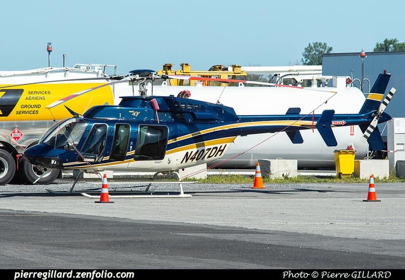 Pierre GILLARD: U.S.A. - Private Helicopters - Hélicoptères privés &emdash; 2019-425270