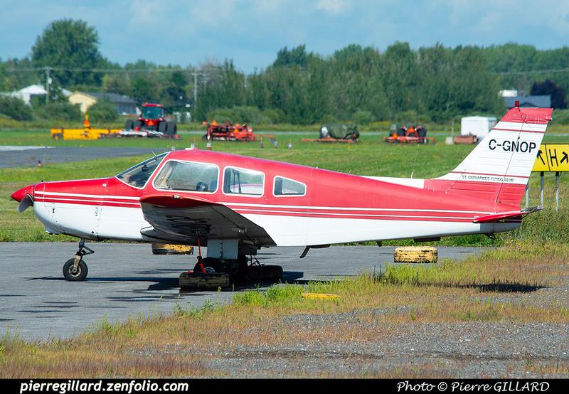 Pierre GILLARD: St Catharines Flying Club &emdash; 2019-425280