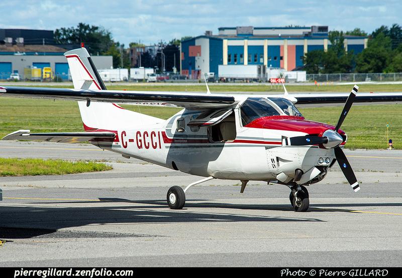 Pierre GILLARD: Private Aircraft - Avions privés : Canada &emdash; 2019-425402