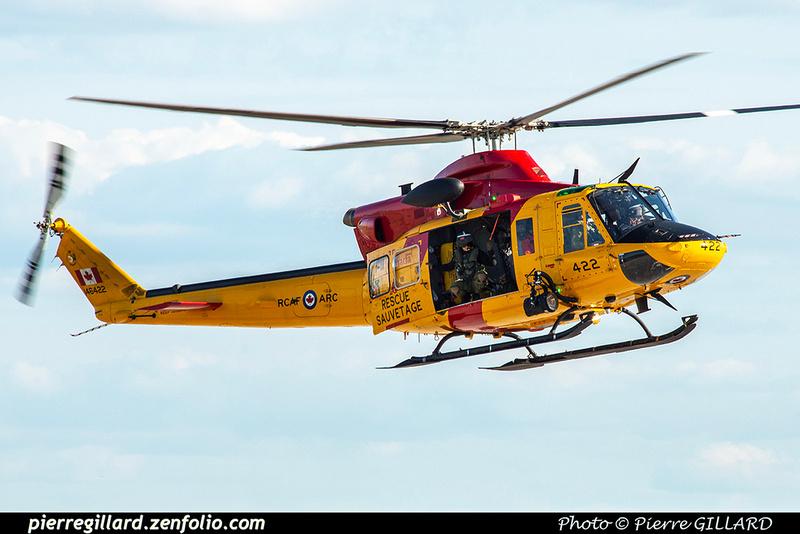 Pierre GILLARD: Canada - 424 Squadron - Escadron 424 &emdash; 2019-425514