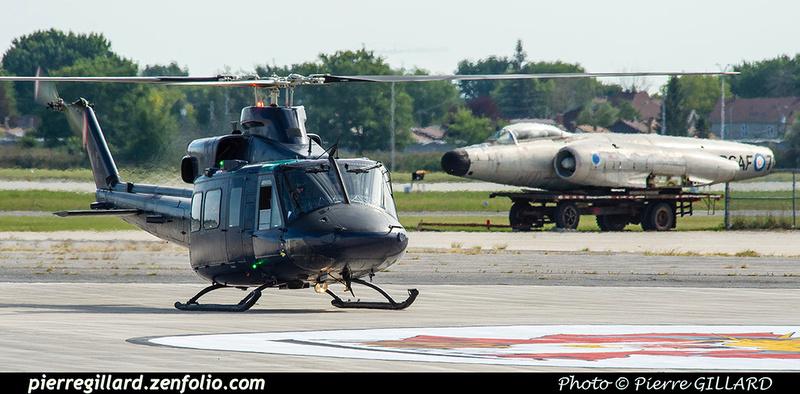 Pierre GILLARD: Canada - 427 Squadron - Escadron 427 &emdash; 2019-425492