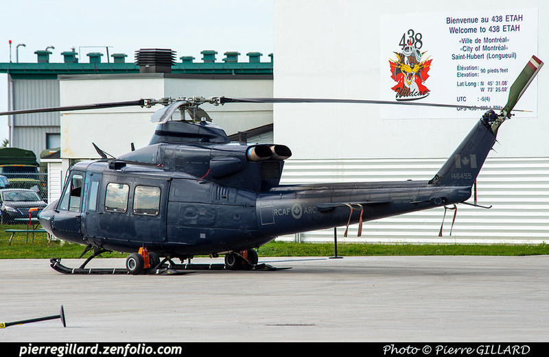 Pierre GILLARD: Canada - 427 Squadron - Escadron 427 &emdash; 2019-425550
