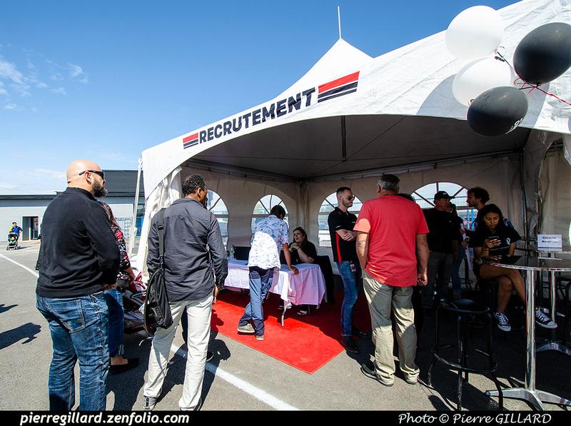 Pierre GILLARD: 2019-09-06 et 07 - Journées portes ouvertes et de recrutement chez Chrono Aviation &emdash; 2019-713132