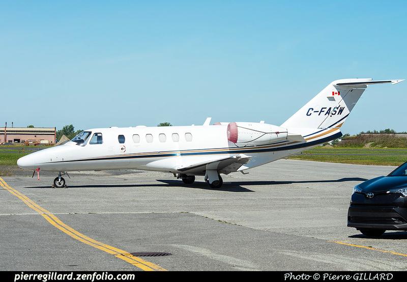 Pierre GILLARD: Canada - Airsprint &emdash; 2019-425725