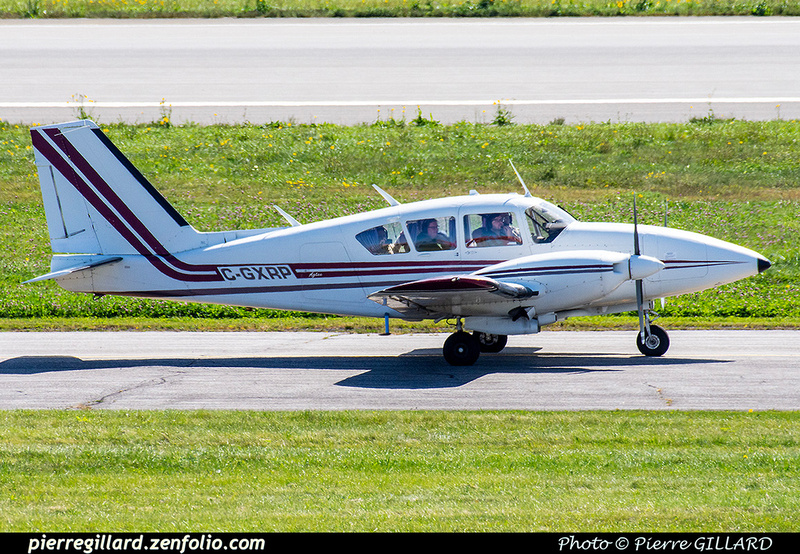 Pierre GILLARD: Private Aircraft - Avions privés : Canada &emdash; 2019-802450