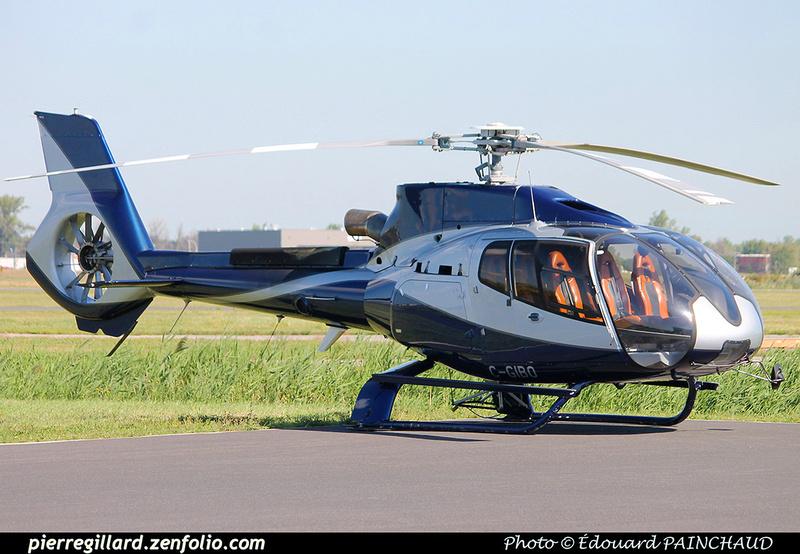 Pierre GILLARD: Canada - Capitale Hélicoptère &emdash; 030489
