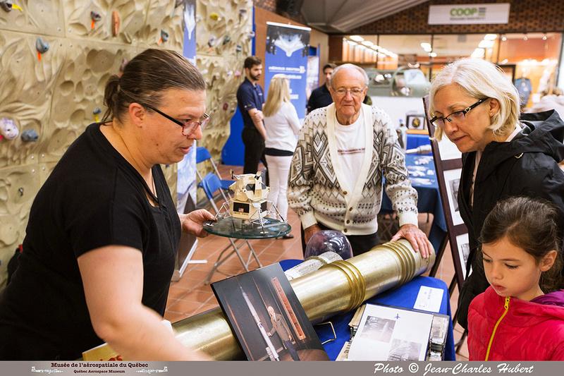 Pierre GILLARD: 2019-09-28 - Journée du patrimoine aérospatial de Saint-Hubert/Longueuil &emdash; 2019-JCH-28_09_19-55