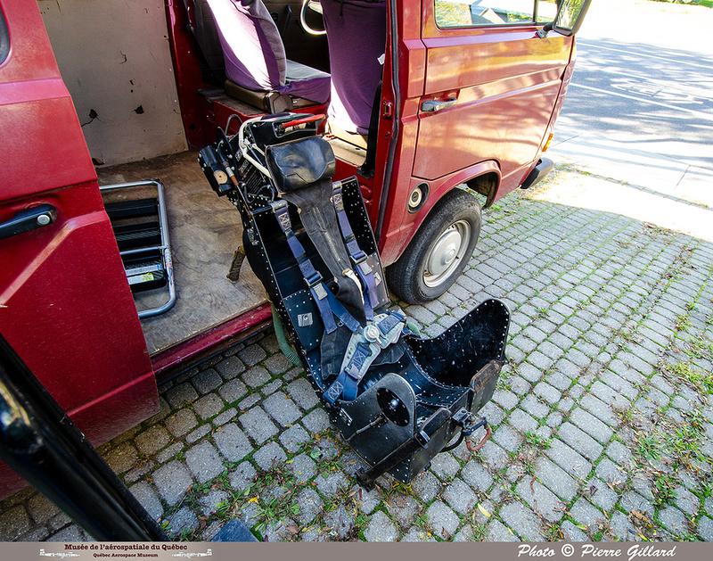 Pierre GILLARD: Martin Baker Mk. 2 Ejection Seats - Sièges éjectables &emdash; 2019-713210