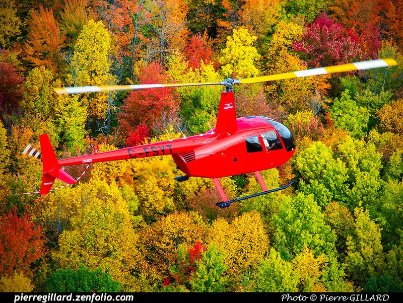 Pierre GILLARD: Canada - Helicraft : 2019-10-09 &emdash; 2019-531388
