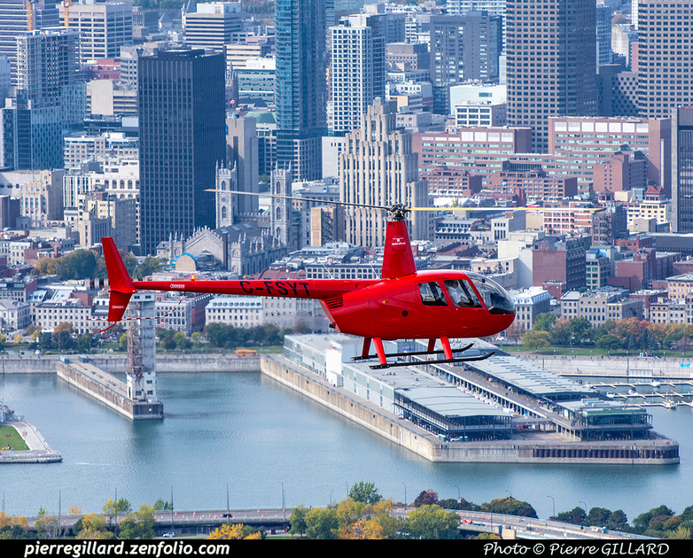 Pierre GILLARD: Canada - Helicraft : 2019-10-09 &emdash; 2019-802603