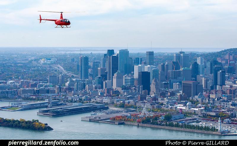 Pierre GILLARD: Canada - Helicraft : 2019-10-09 &emdash; 2019-802627