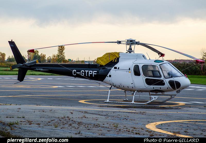 Pierre GILLARD: Canada - Canadian Helicopters-Les Hélicoptères Canadiens &emdash; 2019-531448