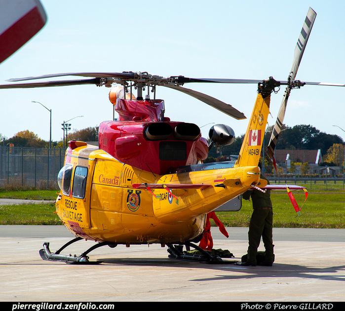 Pierre GILLARD: Canada - 424 Squadron - Escadron 424 &emdash; 2019-531568