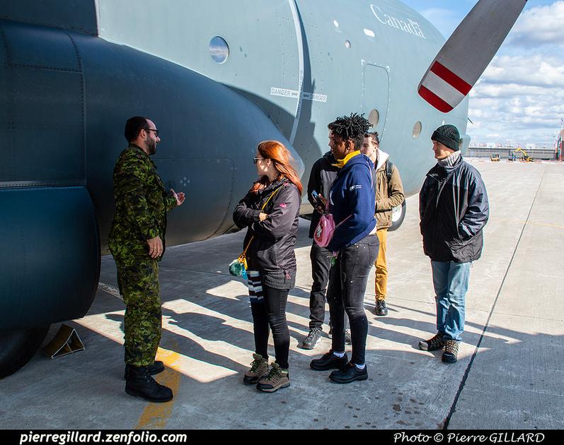 Pierre GILLARD: 2019-10-14 au 18 - Virée aéronautique en Ontario &emdash; 2019-531535