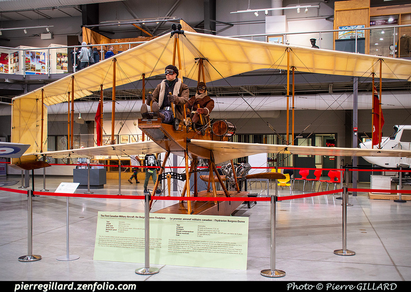 Pierre GILLARD: Canada : Musée national de la Force aérienne du Canada - National Air Force Museum of Canada &emdash; 2019-531644