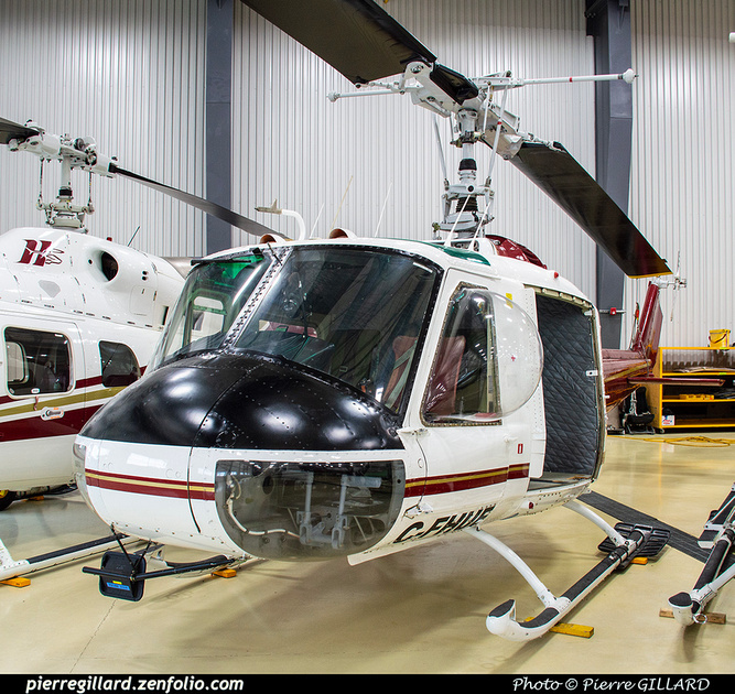 Pierre GILLARD: Canada - Helicopter Transport Services &emdash; 2019-531831