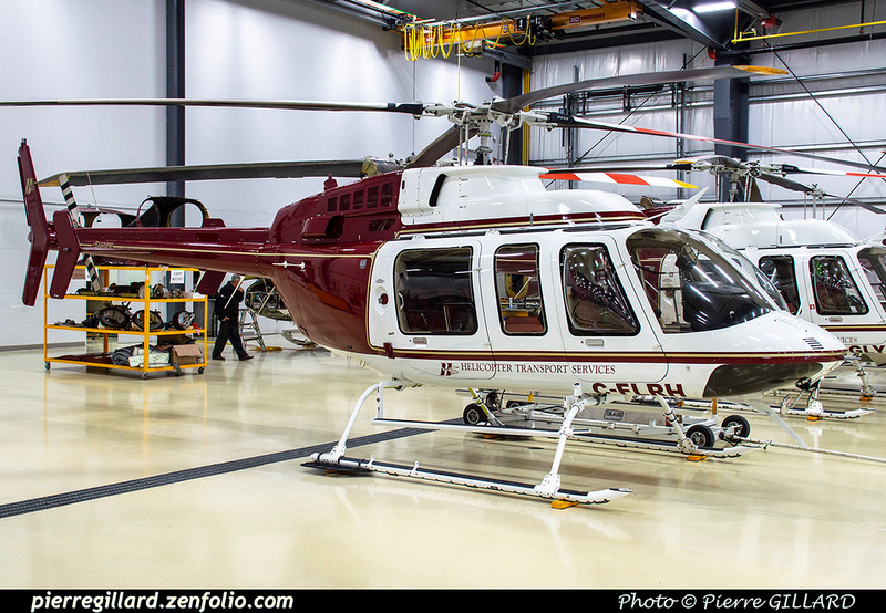 Pierre GILLARD: Canada - Helicopter Transport Services &emdash; 2019-531839