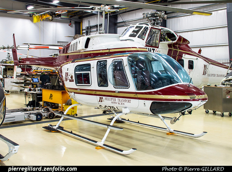 Pierre GILLARD: Canada - Helicopter Transport Services &emdash; 2019-531864