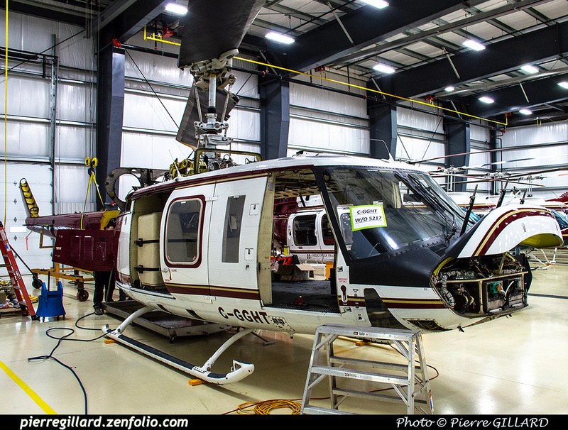 Pierre GILLARD: Canada - Helicopter Transport Services &emdash; 2019-531870