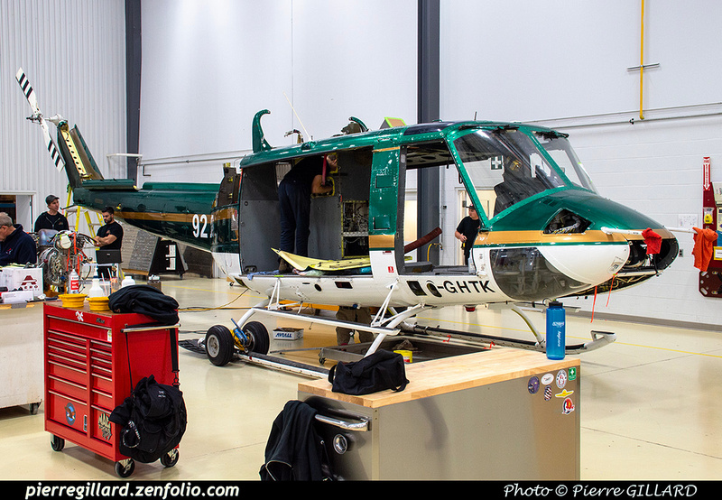 Pierre GILLARD: Canada - Helicopter Transport Services &emdash; 2019-531853