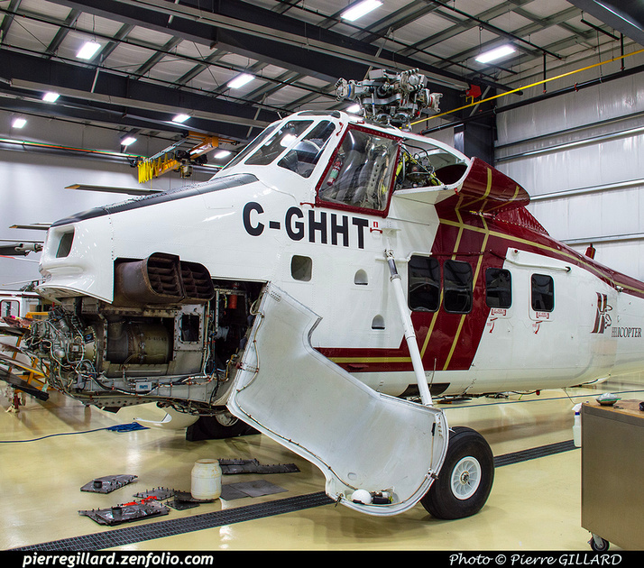 Pierre GILLARD: Canada - Helicopter Transport Services &emdash; 2019-531861