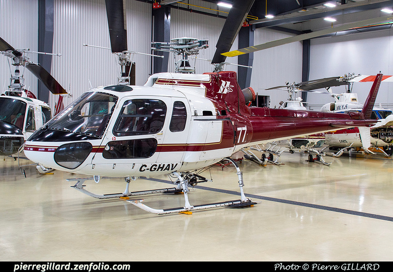 Pierre GILLARD: Canada - Helicopter Transport Services &emdash; 2019-531862