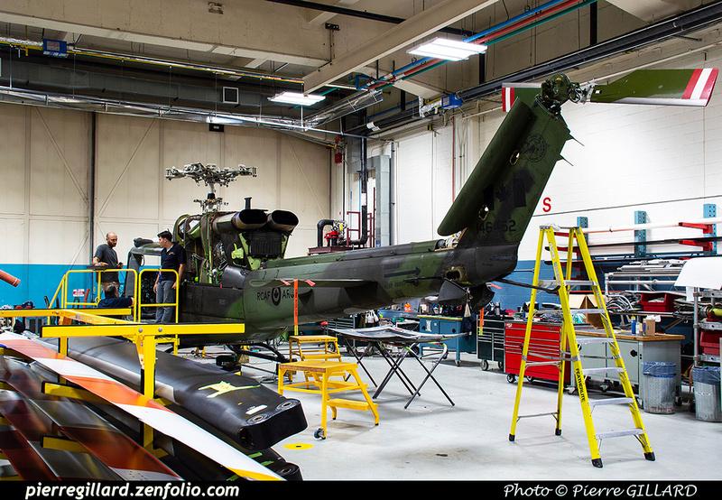 Pierre GILLARD: Canada - 408 Squadron - Escadron 408 &emdash; 2019-532013