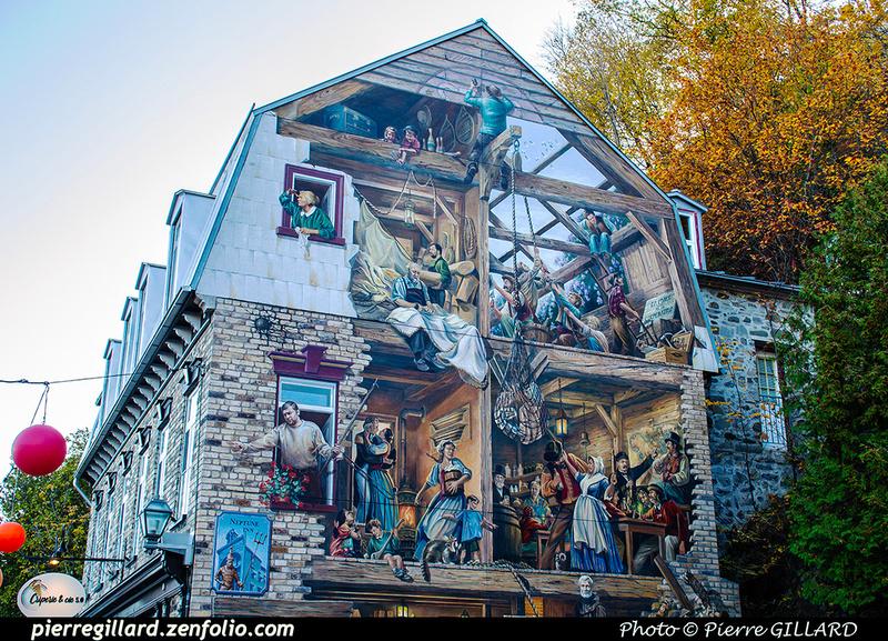 Pierre GILLARD: Québec &emdash; 2019-532081