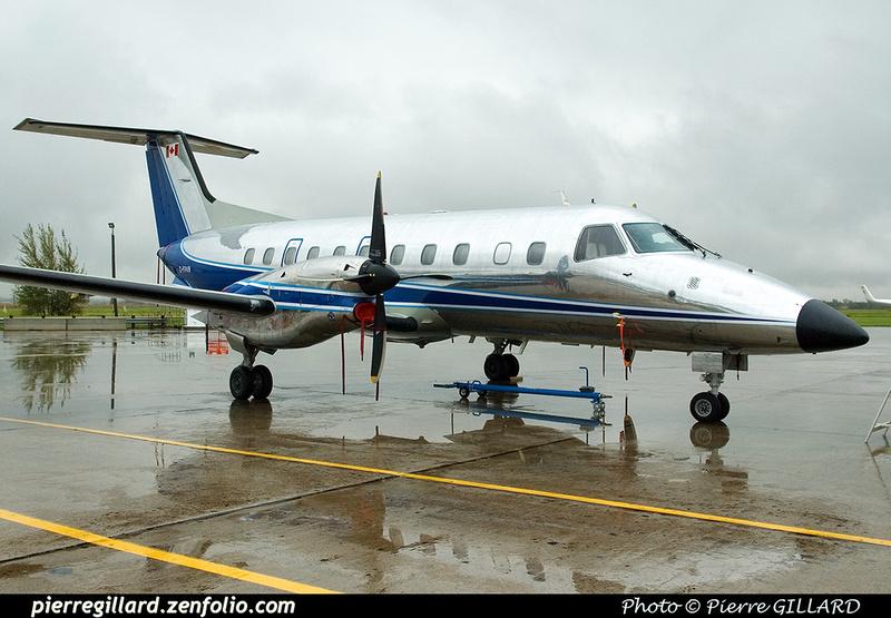 Pierre GILLARD: Canada - Pratt & Whitney Canada &emdash; 001365