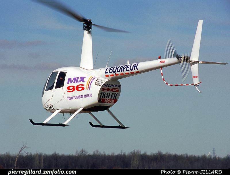 Pierre GILLARD: Canada - Helicraft &emdash; 2002-0020
