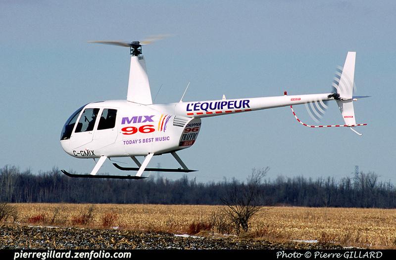 Pierre GILLARD: Canada - Helicraft &emdash; 2002-0021