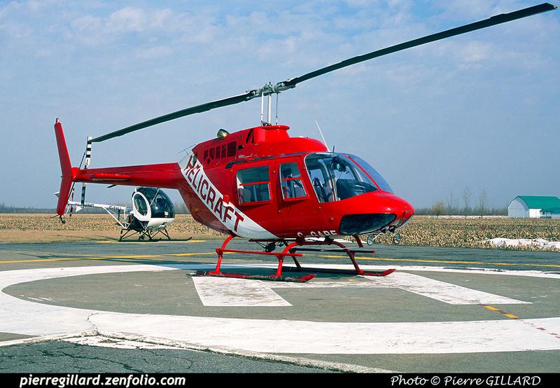 Pierre GILLARD: Canada - Helicraft &emdash; 2002-0023