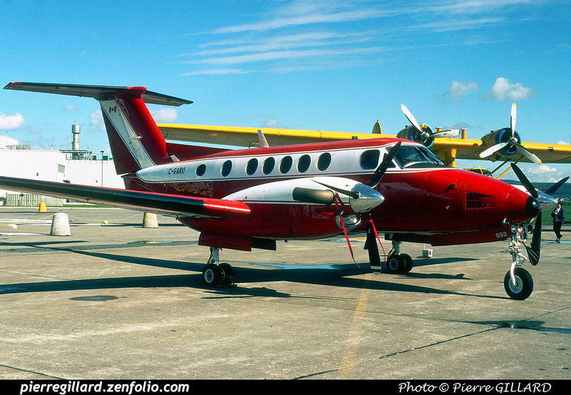 Pierre GILLARD: 1996-09-29 - Portes ouvertes chez Pratt & Whitney Canada &emdash; 024468