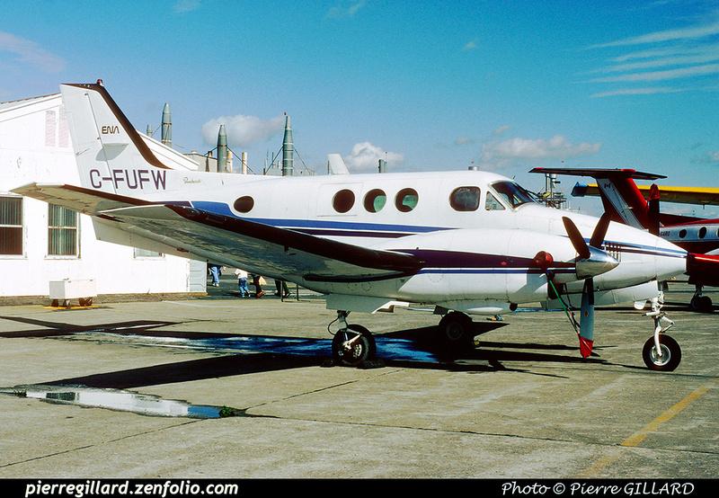 Pierre GILLARD: 1996-09-29 - Portes ouvertes chez Pratt & Whitney Canada &emdash; 024022
