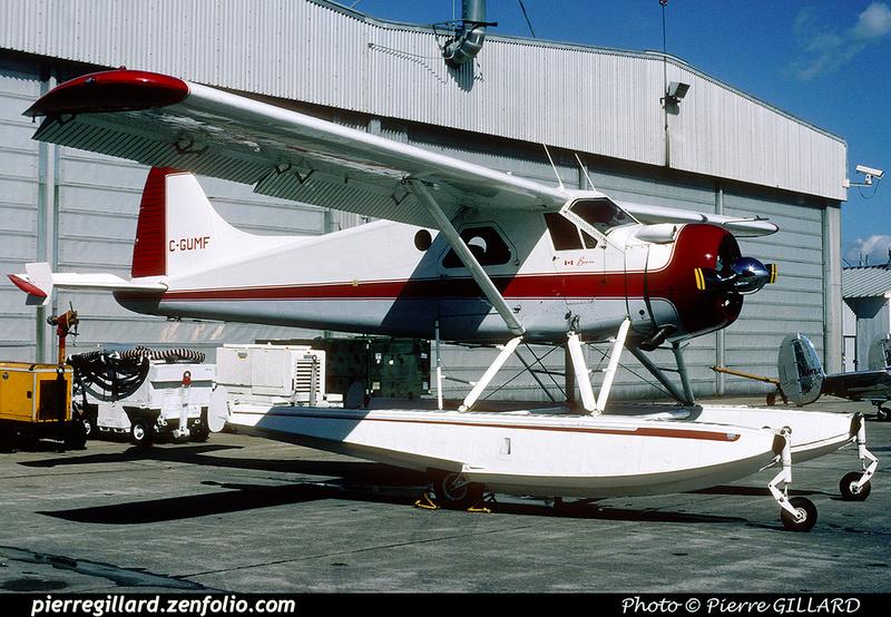 Pierre GILLARD: 1996-09-29 - Portes ouvertes chez Pratt & Whitney Canada &emdash; 020471