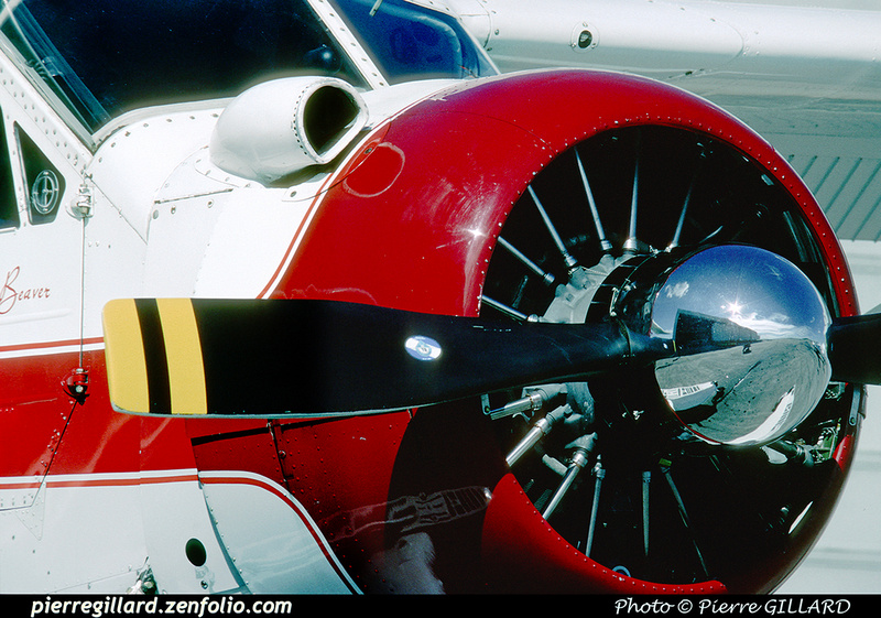 Pierre GILLARD: 1996-09-29 - Portes ouvertes chez Pratt & Whitney Canada &emdash; 1996-0626