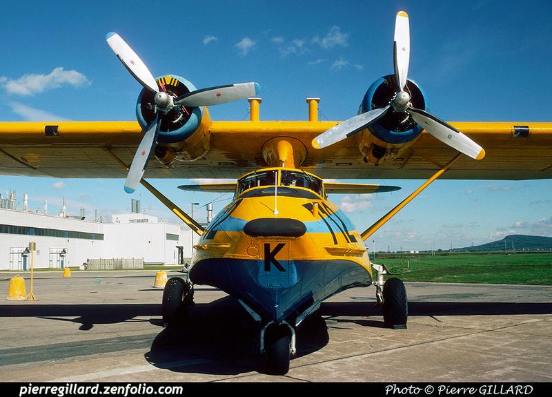 Pierre GILLARD: 1996-09-29 - Portes ouvertes chez Pratt & Whitney Canada &emdash; 1996-0634