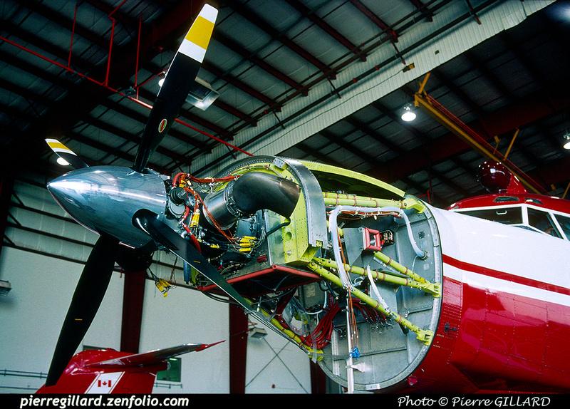 Pierre GILLARD: 1996-09-29 - Portes ouvertes chez Pratt & Whitney Canada &emdash; 1996-0638