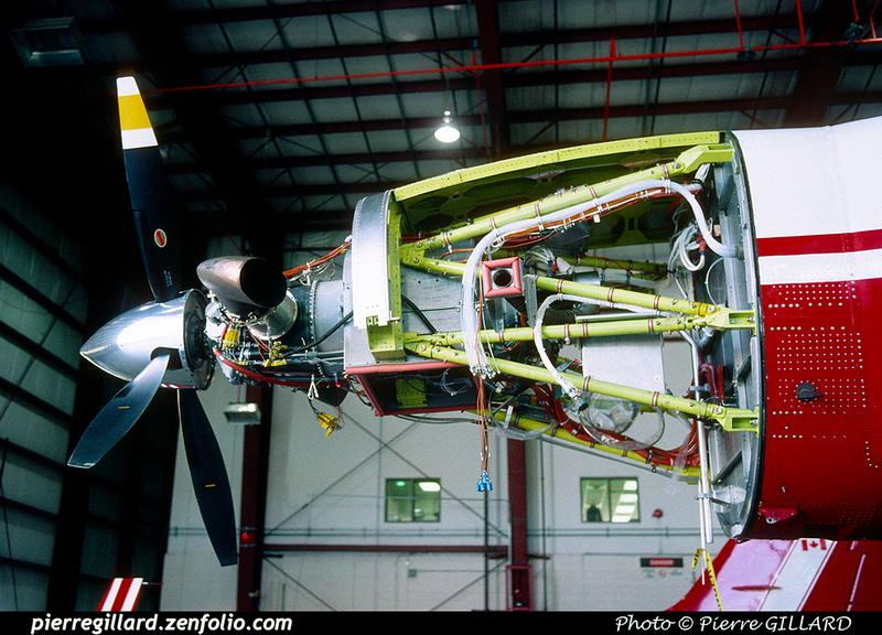 Pierre GILLARD: 1996-09-29 - Portes ouvertes chez Pratt & Whitney Canada &emdash; 1996-0637