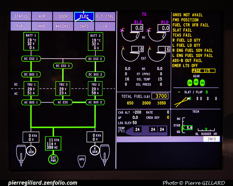 Pierre GILLARD: Airbus A220 (Bombardier CSeries) &emdash; 2019-623421