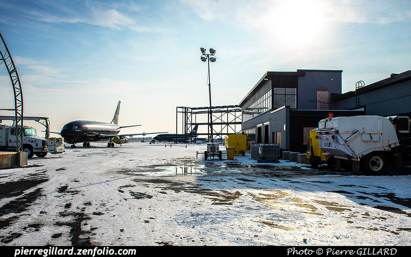 Pierre GILLARD: Canada : CYHU - Saint-Hubert, QC &emdash; 2019-623470