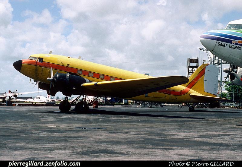 Pierre GILLARD: Douglas DC-3 &emdash; 005596