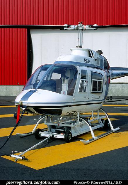 Pierre GILLARD: Bell 206B Jet Ranger II C-GUXA &emdash; 2002-0033